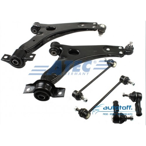 Kit brate FORD FOCUS 1 - 6 piese fata