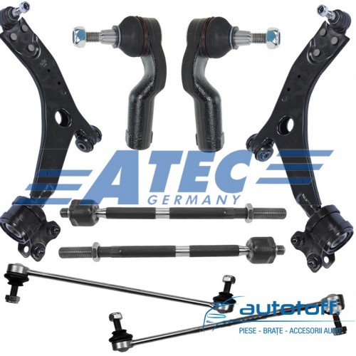 Kit brate Ford Focus C-Max - 8 piese fata